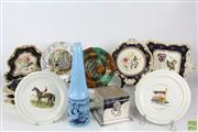 Sale 8560 - Lot 90 - Early English Bone Chine Part Desert Service, Wedgwood Plate & Ceramics, Salvador Dali Bottle & Plated Wares