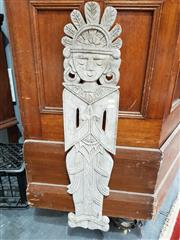 Sale 8904 - Lot 1068 - Timber Carving