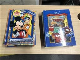 Sale 9180 - Lot 2073 - Collection of Childrens Disney Books incl Mickey Mouse & Friends Look and Find