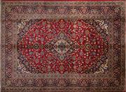 Sale 8276B - Lot 16 - Persian Kashan 375cm x 280cm RRP $2500