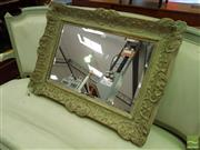 Sale 8469 - Lot 1057 - Rustic French Style Mirror