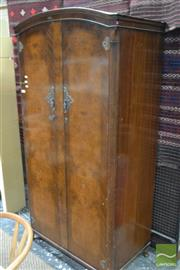 Sale 8499 - Lot 1591 - Butilux Fitted Gents Wardrobe