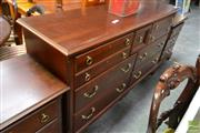Sale 8515 - Lot 1035 - Drexel Sideboard with Seven Drawers (062142)