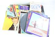 Sale 8823M - Lot 63 - Collection OF Records Incl Rolling Stones And Elvis