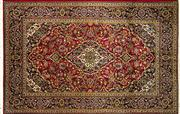 Sale 8256B - Lot 83 - Persian Kashan 300cm x 202cm RRP $2000