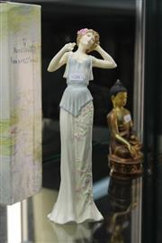 Sale 8339 - Lot 3 - Royal Doulton Figure Daybreak