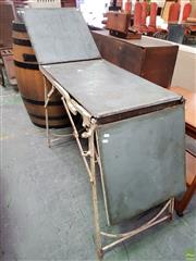 Sale 8566 - Lot 1099 - Vintage Medical Birthing Table
