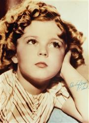 Sale 8635A - Lot 5045 - Shirley Temple