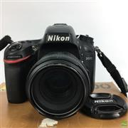 Sale 8648A - Lot 36 - Nikon D600 Camera With 50mm 1:1 4G