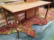 Sale 8550 - Lot 1183 - Teak Finished Coffee Table