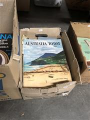 Sale 8759 - Lot 2342 - Box of Mixed Magazines incl Jinty and Penny Vintage Comic, New Idea Australia Today 1959 etc