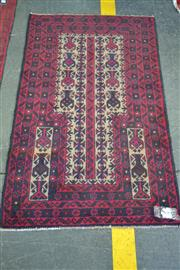 Sale 8093 - Lot 1028 - Persian Ballouch(145x90cm)