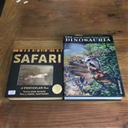 Sale 8758 - Lot 333 - Dinosaur Textbook & Another (2)