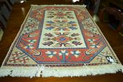 Sale 8093 - Lot 1056 - Persian Kazak(150x82cm)
