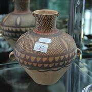 Sale 8306 - Lot 54 - Yangshao Earthenware Pot (Height - 17cm)