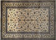 Sale 8276B - Lot 19 - Persian Kashan 355cm x 255cm RRP $2500