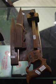 Sale 8550 - Lot 1105 - Collection of Vintage Tools