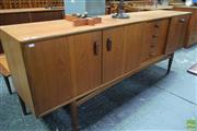 Sale 8550 - Lot 1040 - G-Plan Teak Sideboard