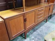 Sale 8566 - Lot 1131 - G-Plan Fresco Teak Sideboard