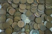 Sale 8968 - Lot 82 - Box of Coins most Pennies