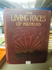 Sale 8563T - Lot 2410 - The Living Races of Mankind, ed. Hutchinson, H.N., Gregory, J.W. & Lydekker, R., pub. Hutchinson & Co.
