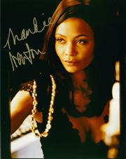 Sale 8870 - Lot 2083 - Thandie Newton; Teri Hatcher