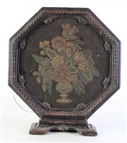 Sale 8989F - Lot 611 - A Vintage Speaker With Tapestry Front