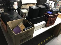 Sale 9106 - Lot 2137 - Collection of Hi Fi & Other Electrical Items
