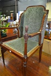 Sale 8093 - Lot 1712 - Early 20th Century Parlour Chair
