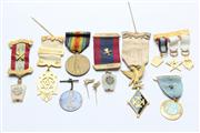 Sale 8670 - Lot 171 - Collection Of Masonic Medals