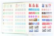 Sale 8985 - Lot 88 - A Stamp Album Containing Stamps