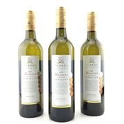 Sale 8687 - Lot 873 - 3x 2009 James Estate Reserve Semillon, Hunter Valley