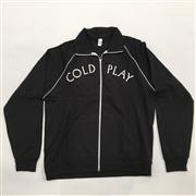 Sale 8926M - Lot 73 - Coldplay Zip Front Jacket, made in USA, size XL