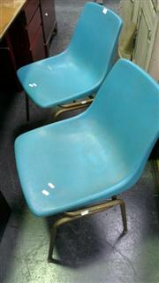 Sale 7944A - Lot 1027 - Pair on NAMCO Chairs