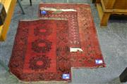 Sale 8031 - Lot 1035 - Collection of 3 Small Carpets