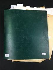Sale 8539M - Lot 80 - The Magic Book, by Keith Abson. Compiled April 1984. Includes original handwritten poem by George Whittaker (Chandalu) and full co...