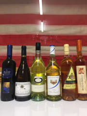 Sale 8677B - Lot 972 - Six lots of various white wines including Brown brothers moscato, Mcguigans