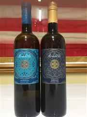 Sale 8677B - Lot 973 - Five bottles of Sicilian Arancio including three Grillo and two Inzolia