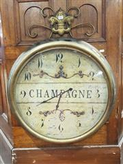 Sale 8760 - Lot 1069 - Vintage Wall Clock