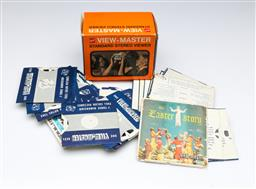 Sale 9098 - Lot 485 - Vintage Viewmaster with slides
