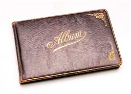 Sale 9122 - Lot 94 - An Autograph Book with Signatures Pertaining to Politicians And Others