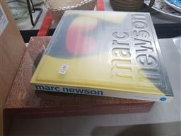 Sale 9152 - Lot 2348 - 2 Vols: Marc Newson, 1999 Booth Clibborn Editions in cover with Ron Ringer The Brickmasters 1788-2008 in cover, sealed