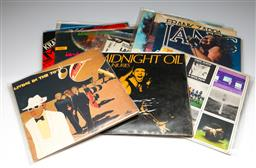 Sale 9253 - Lot 88 - A collection of records incl. Jimmy Hendrix The Cry of Love and Frank Zappa Hot Rats
