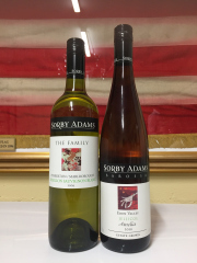 Sale 8677B - Lot 976 - Five of Sorby Adams Barossa emilio 2010 with another Sorby Adams barossa The family sauvignon blanc