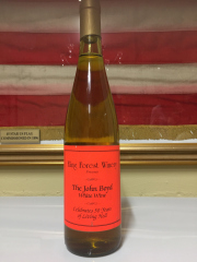 Sale 8677B - Lot 977 - Four bottles of Eiling forest Living hell 95 reisling