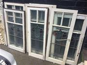 Sale 8839 - Lot 1386 - Collection of Vintage Leadlight Windows