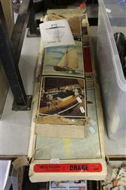 Sale 8169 - Lot 2223 - 2 Model Boats in Boxes