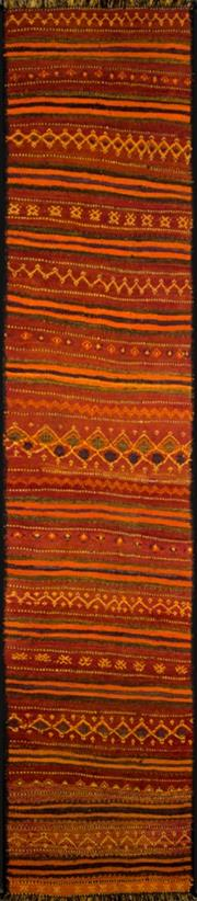 Sale 8307A - Lot 28 - Persian Kilim Runner 300cm x 68cm RRP $500