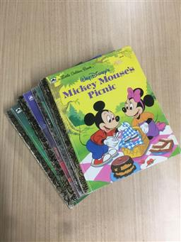 Sale 9152 - Lot 2430 - Collection of Little Golden Books most from Disney