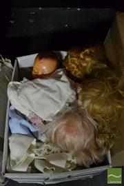 Sale 8478 - Lot 2522 - Collection of Dolls & Clothing